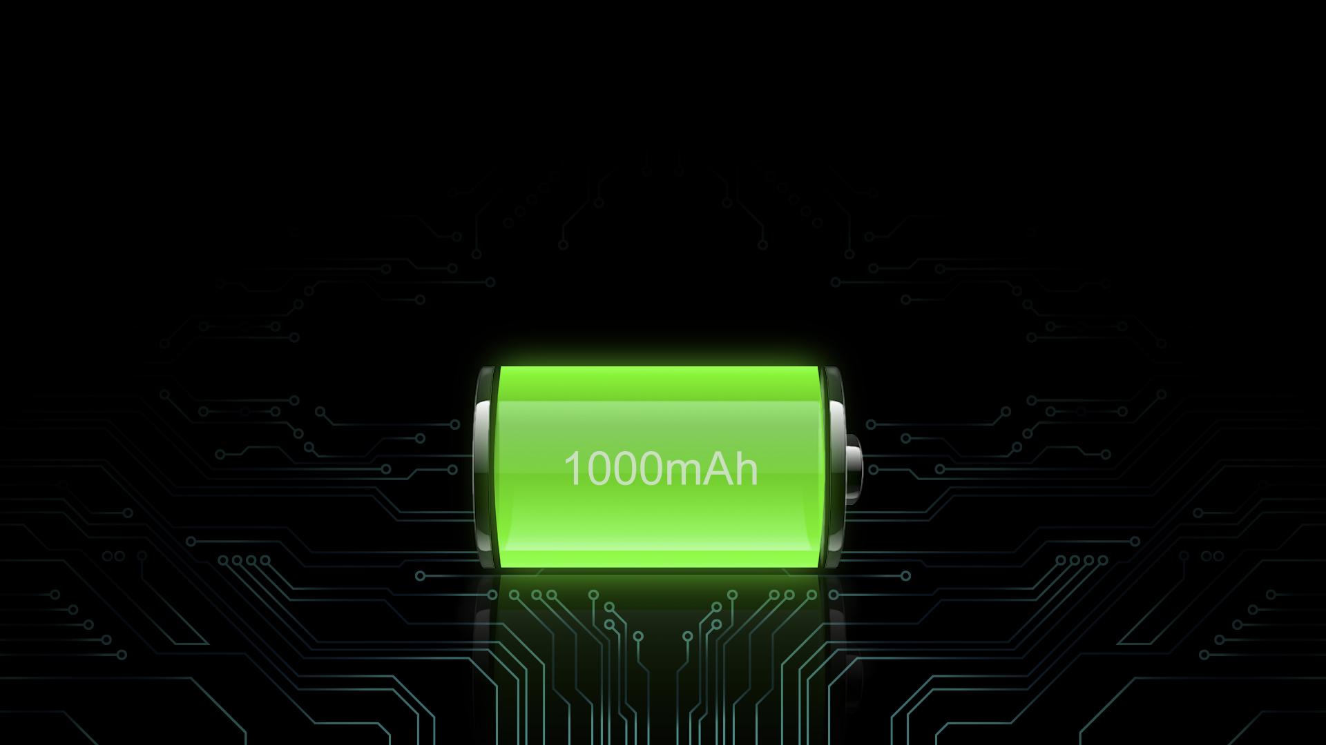bateria 1000mah