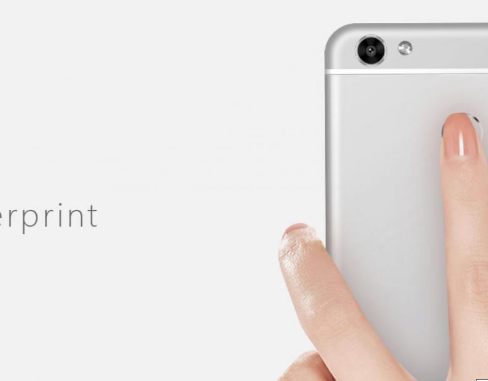 huella dactilar en los Smartphones