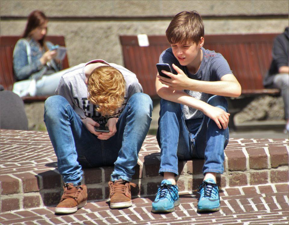 edad para el primer móvil