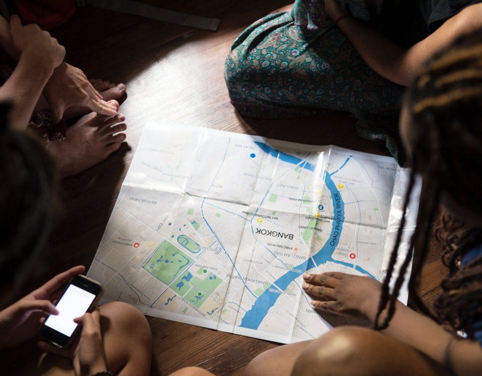 Utilizar el móvil en el extranjero