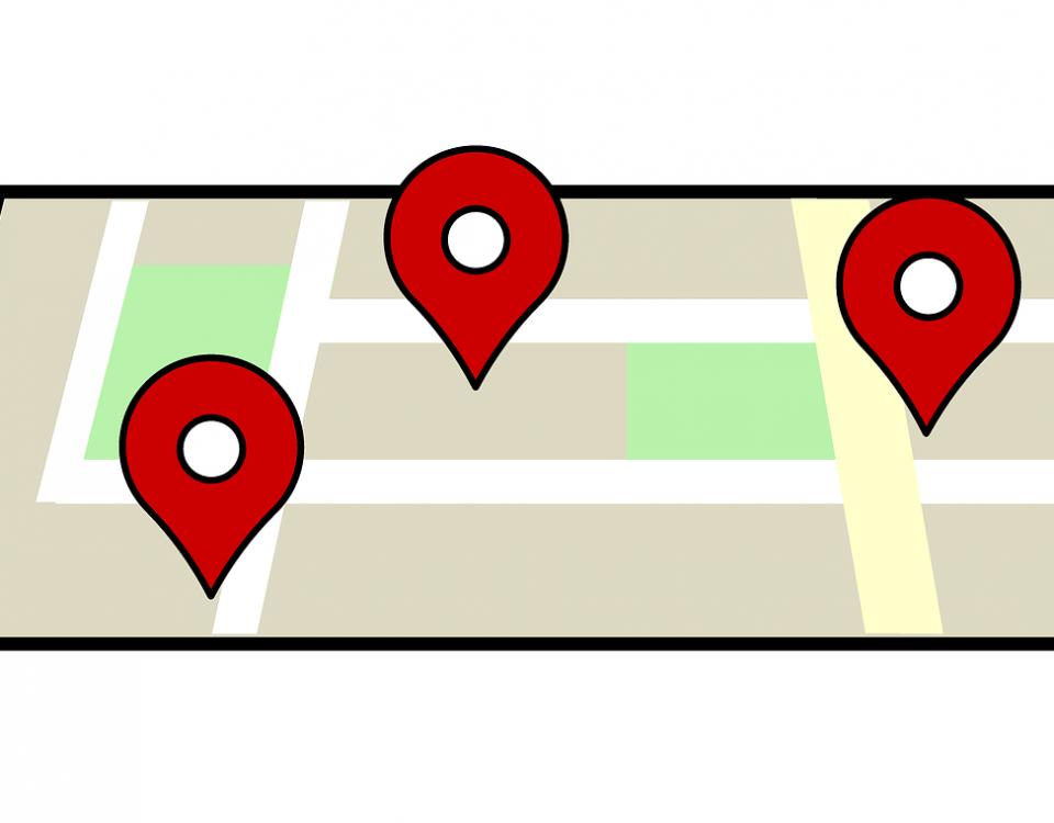 Google para buscar tu ubicación