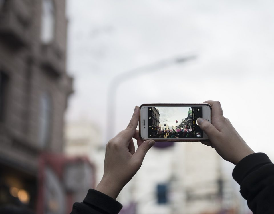 Fotografías profesionales con tu móvil