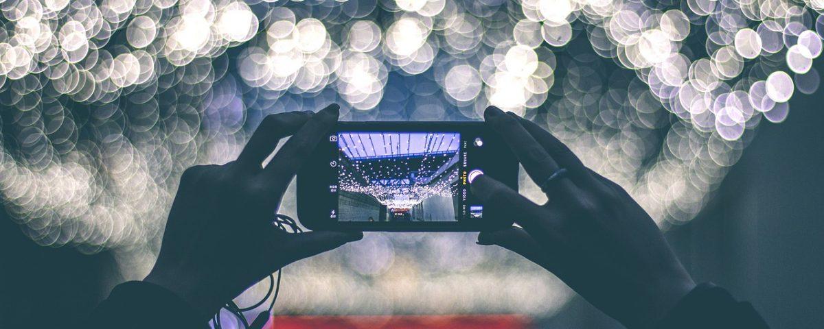 el zoom de tu teléfono móvil